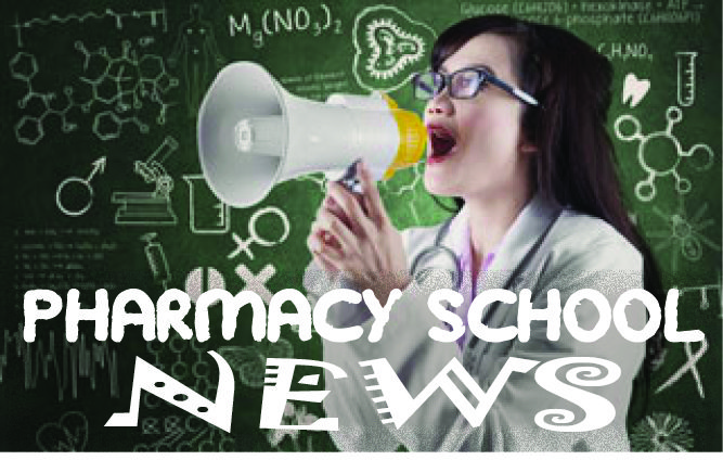 Pharmacy School News