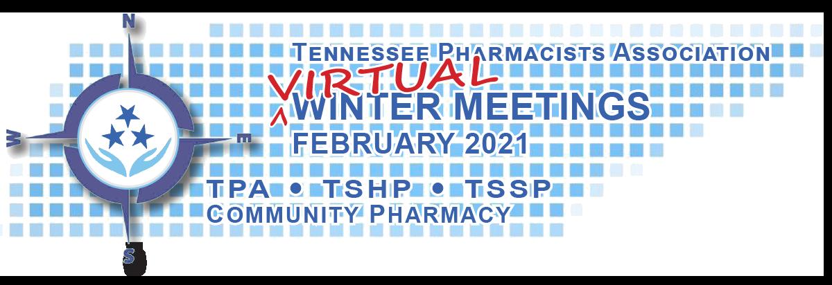 2021 Winter Meeting banner