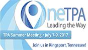 2017 TPA Summer Meeting
