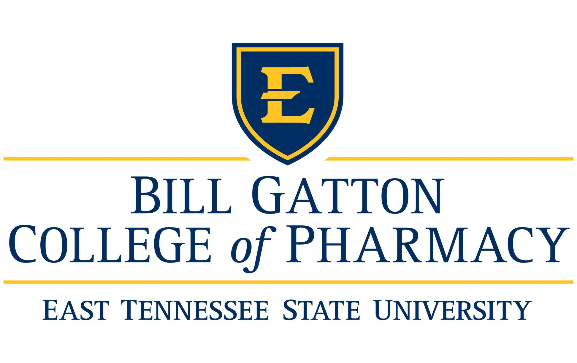 Bill Gatton College of Pharmacy ETSU