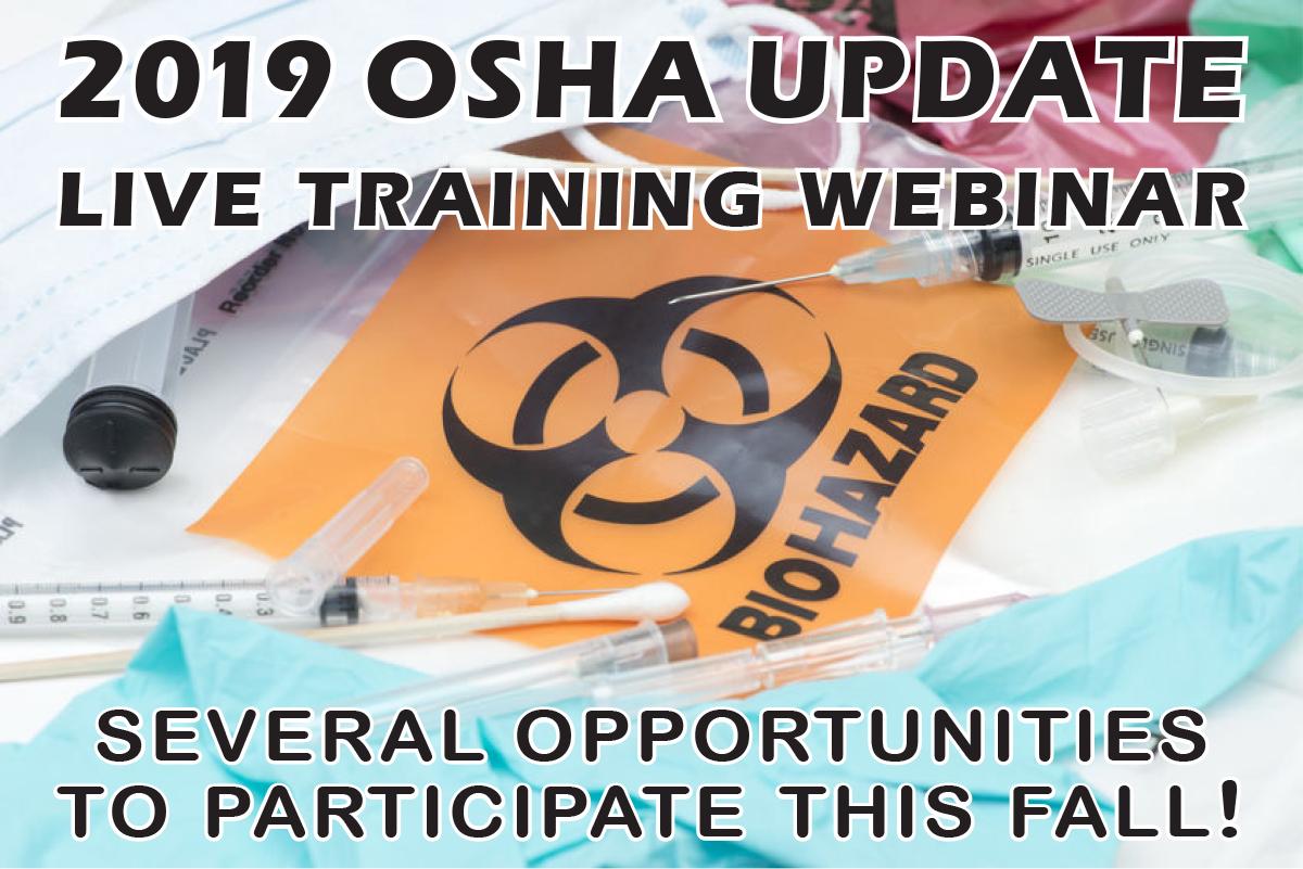2019 OSHA Update