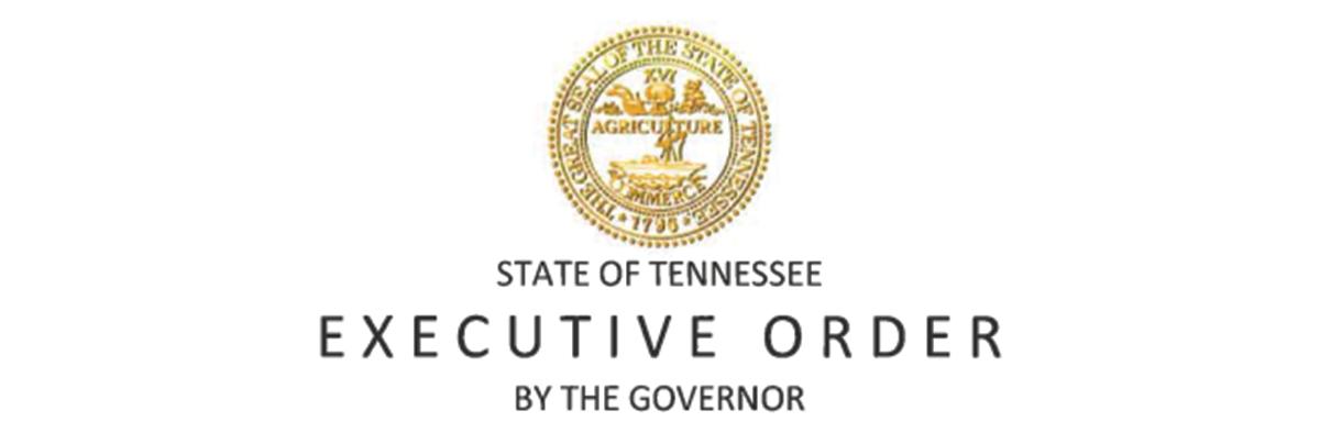 Executive Order Banner
