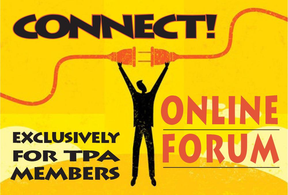 TPA Member Forum