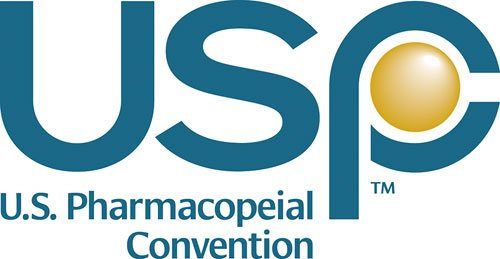 USP Pharmacopoeial Convention logo